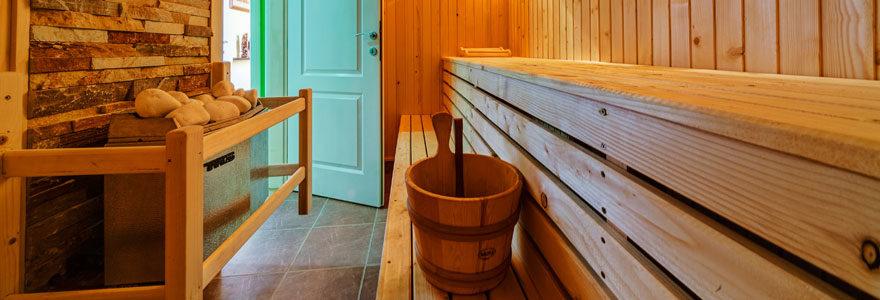 sauna traditionnel